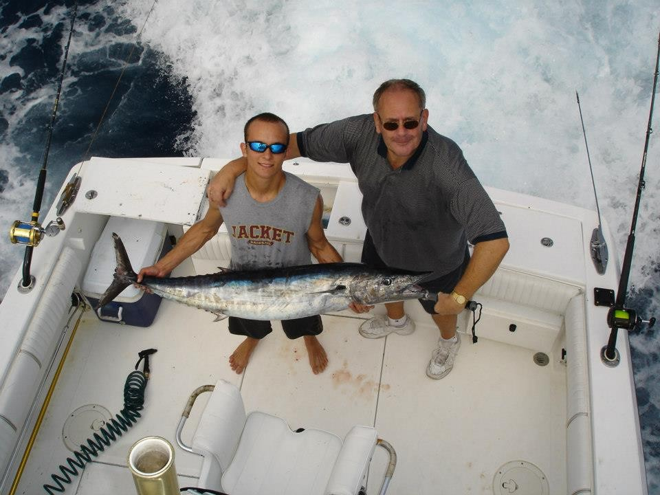 Offshore fishing charters st augustine fl wide open for St augustine fishing charters