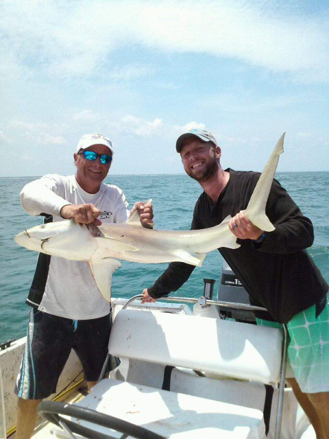 Wide open charters and guide service st augustine fl for Fishing charters st augustine