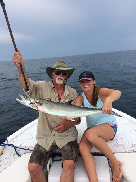inshore fishing charters st augustine fl wide open
