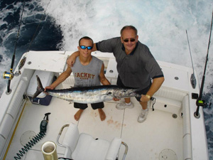 Offshore fishing charters st augustine fl wide open for Deep sea fishing st augustine